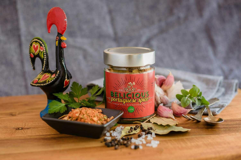 Belicious Portuguese Flavoured Spice