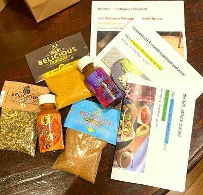 Belicious Sample Pack