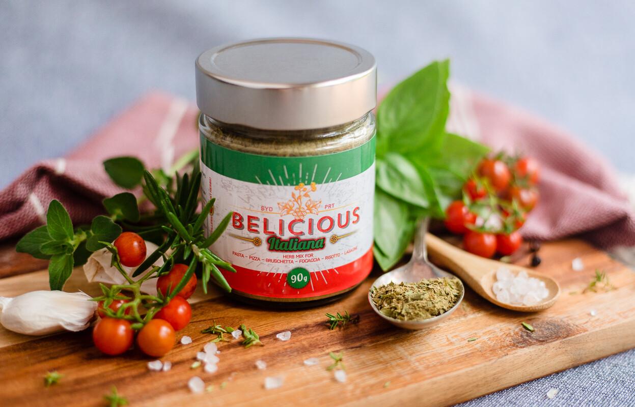 Belicious Italiana Herb Mix