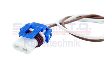 SenCom Keramik Lampenstecker für HB3/H10/H12 Halogen Lampe
