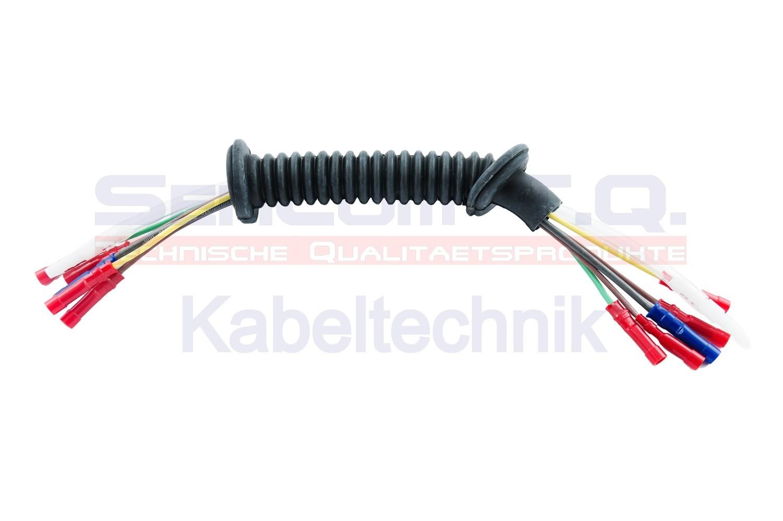 SenCom Kabelbaum Reparatursatz VW Polo Variant 6KV5 Heckklappe links