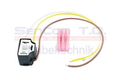 SenCom Keramik Lampenstecker für H4 P43t Sockel