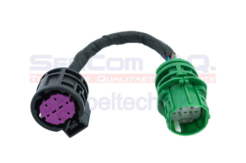 SenCom Adapterkabel Scheinwerfer  Fiat Ducato 250, Citroen Jumper , Peugeot Boxer III