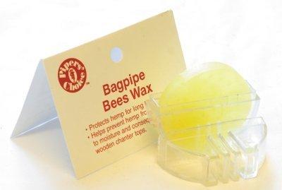 Bagpipe Beeswax