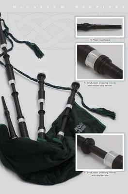 McCallum Bagpipes P1 Acetyl