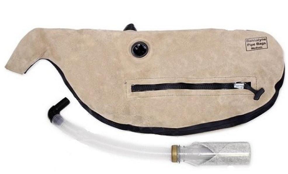 PB2 Bannatyne Hide Zip Bag