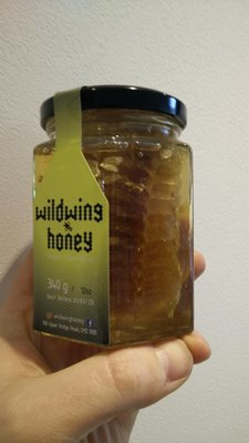Chunk Honey 340g