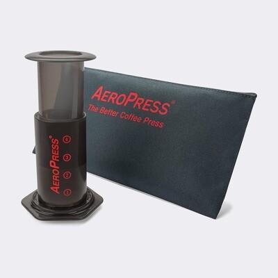 AeroPress® w/tote bag