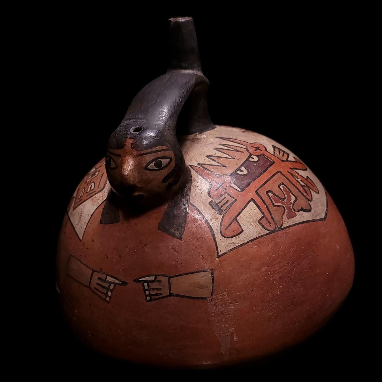 Nazca Painted Vessel