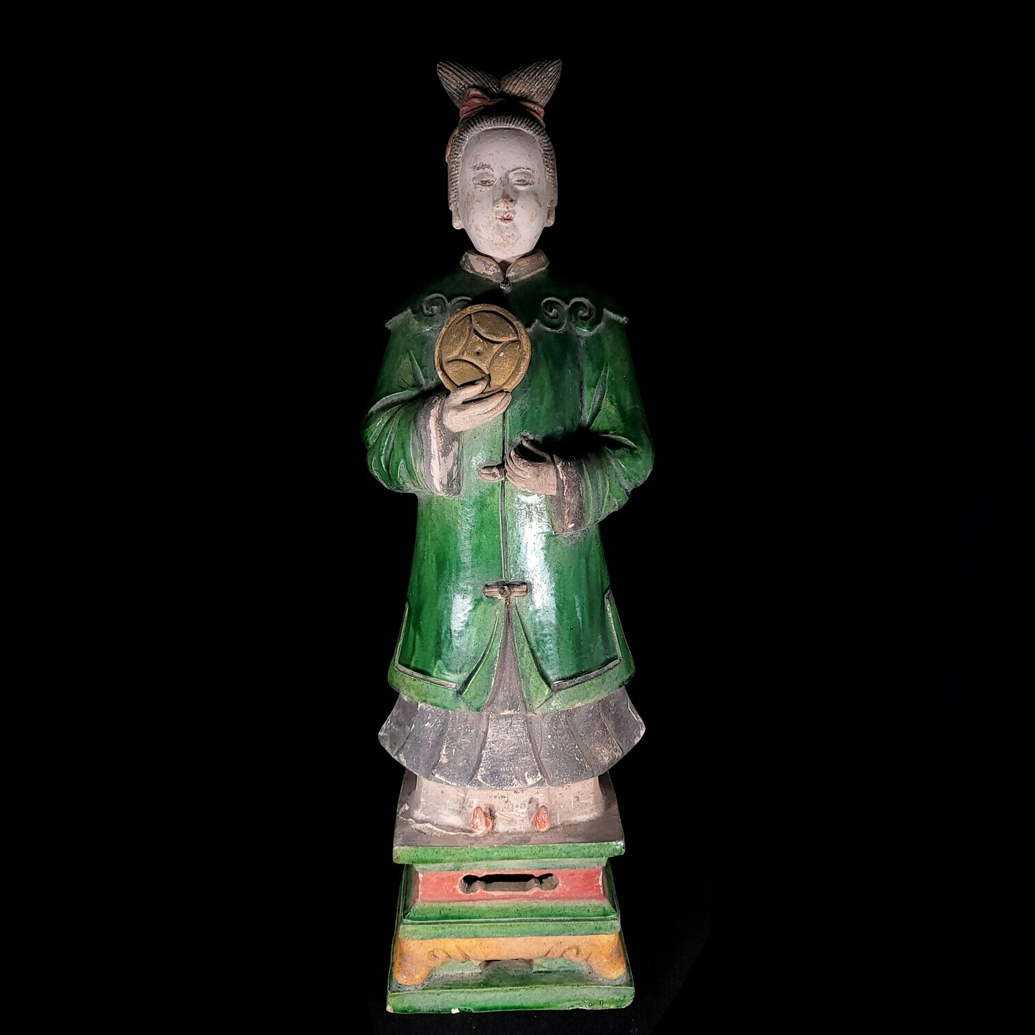 Large Ming Dynasty Tomb Attendant