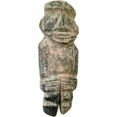 Large Mezcala Stone Figue