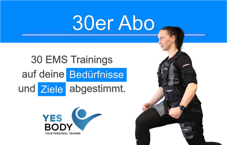 EMS Training Zug - 30er Abo