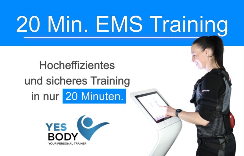 EMS Training 20 Minuten