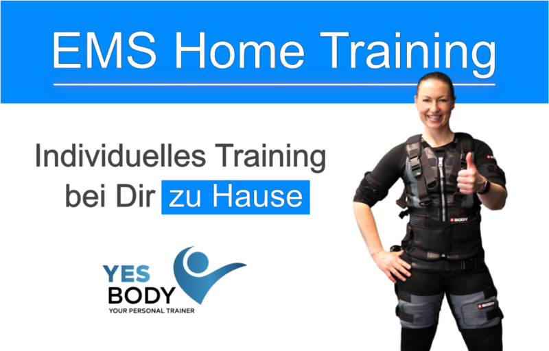 EMS Home Training ( 10 Trainings à 20 Minuten)