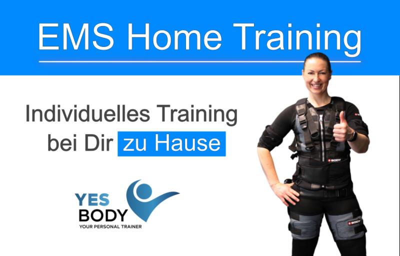 EMS Home Training ( 10 Trainings à 20 Minuten)