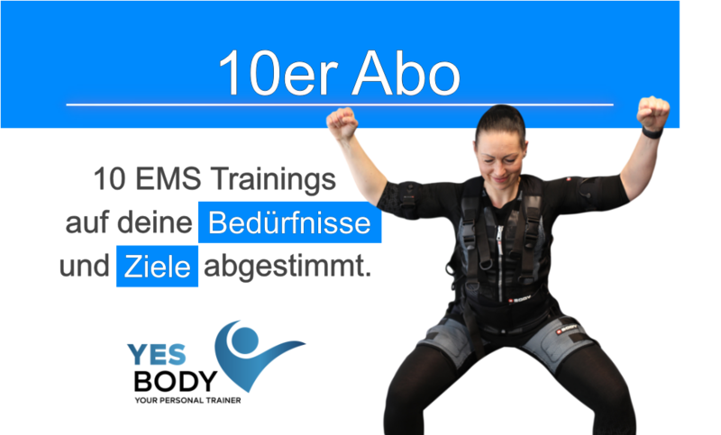EMS Training Zug 10er Abo