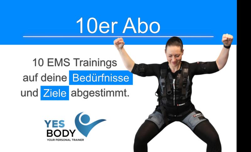 EMS Training Zug 10er Abo