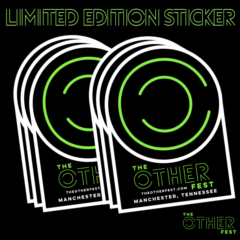 The Other Fest Sticker