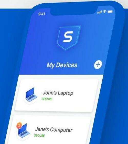 Cloud Antivirus Mobile
