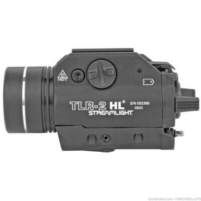 Streamlight, TLR-2 HL, Tac Light, With Laser, C4 LED, 1000 LM, RED LASER.