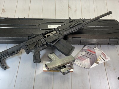 """ORIGIN 12 SHOTGUN FOSTECH HARD BLK RCVR & BBL W/ HARD NICKEL INTERNALS 18"""""""