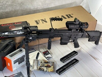 FN SCAR 20S 308WIN READY FOR THE ACTION!