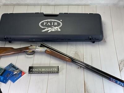 """Italian Firearms Group FR-ISPRDL-1228 Iside De Luxe Prestige 12 Gauge 28"""" 2 3"""" Silver Walnut Right Hand"""