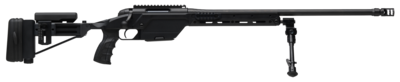 "Steyr 605933K SSG 08 338 Lapua Mag 27.20"" 6+1 Black Folding Stock"