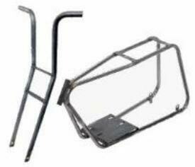 AZUSA MINIBIKE FRAME AND FORK ONLY