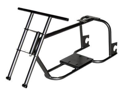 NITRO-44 DRAGE MINIBIKE FRAME AND FORK ONLY