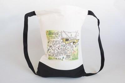 Saratoga Map Day Bag/Backpack