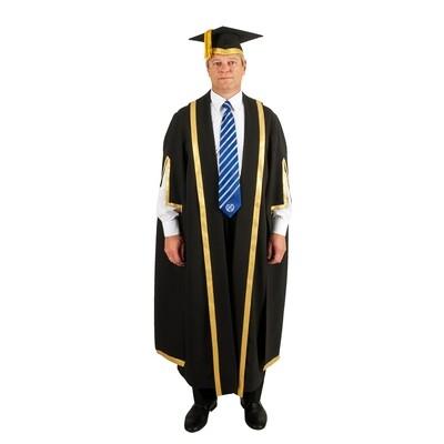 комплект преподавателя или аспиранта черный