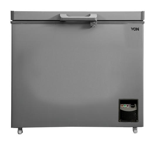 Von VAFC-33DUS Showcase Freezer - Grey