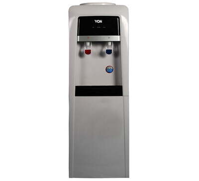 Von VADA2210S Water Dispenser Electric Cooling - Silver/Black
