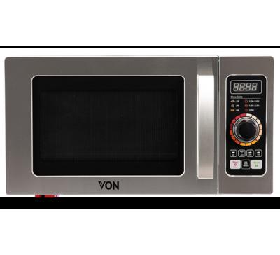 Von VAMC-25DGX Commercial Microwave Stainless Steel - 25L