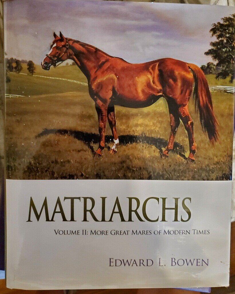 Matriarchs Volume II More Great Mares of Modern Times