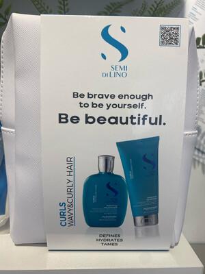 Semi DiLino Shampoo And Conditioner Duo