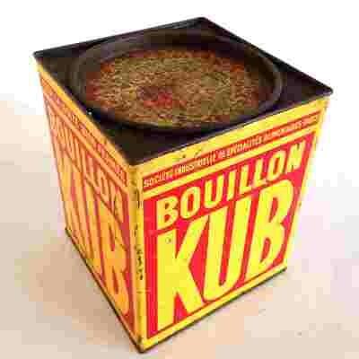 Boite Kub or