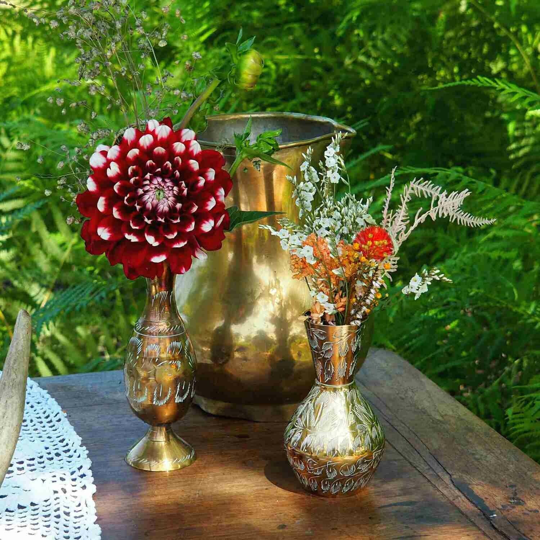 Vase laiton petit
