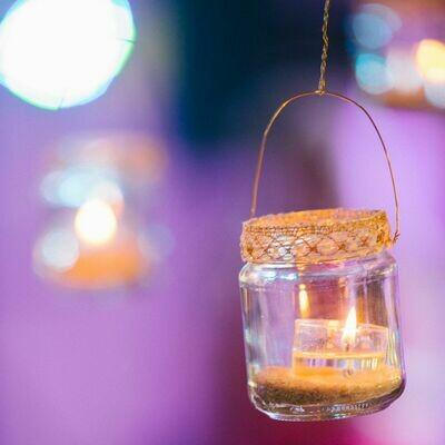 Photophore lampion