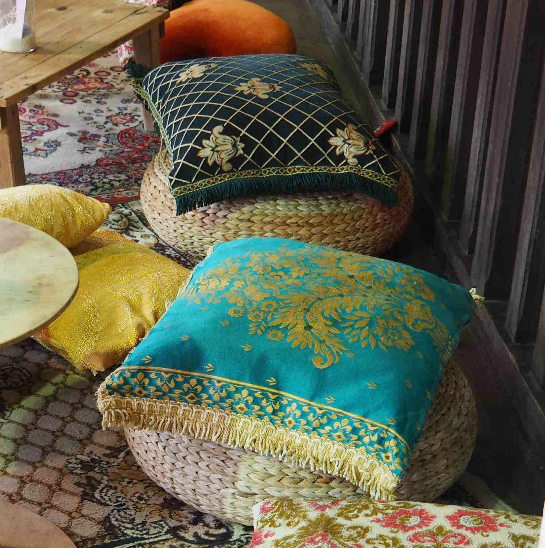Coussin de sol type marocains