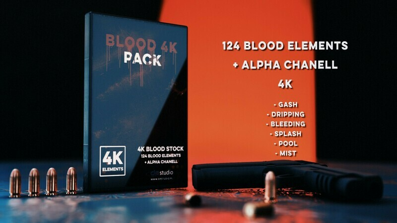 Blood Pack 4K