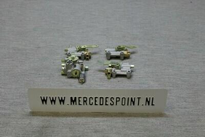 Gereviseerde luchtregelventielen 300 SEL / 600