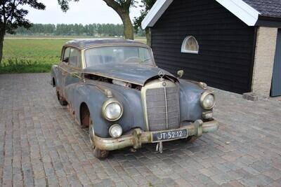 Mercedes 300 Dora  1959