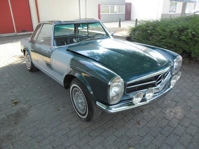 Mercedes 230 SL  1966