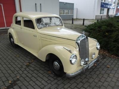 Mercedes 220 S  1952