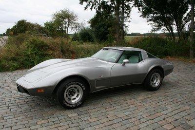 Chevrolette Corvette C3
