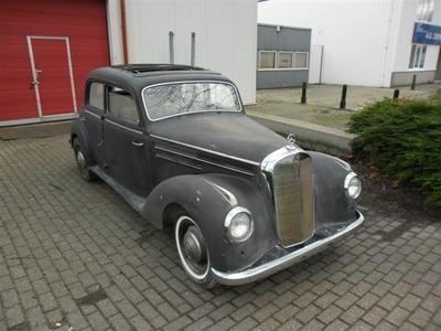 Mercedes 220 webasto