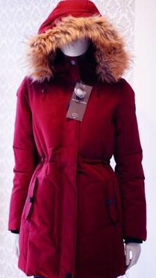 Point Zero Garnet Red Winter Jacket