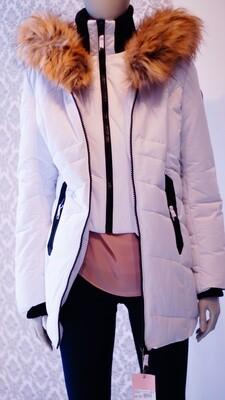 Lillian white Point zero winter Jacket